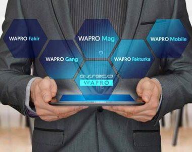 WAPRO ERP – poznaj produkty WAPRO